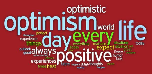 optimism lectie de viata