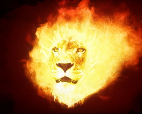 mama leoaica cu aripi de foc