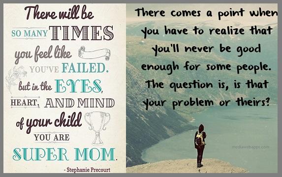 super mama in ochii copilui tau