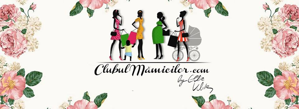 clubul mamicilor by ellie white cover