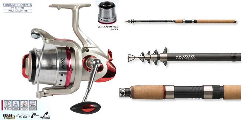 ideal fishing pescuit la crap