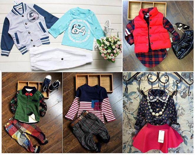 haine copii primavara