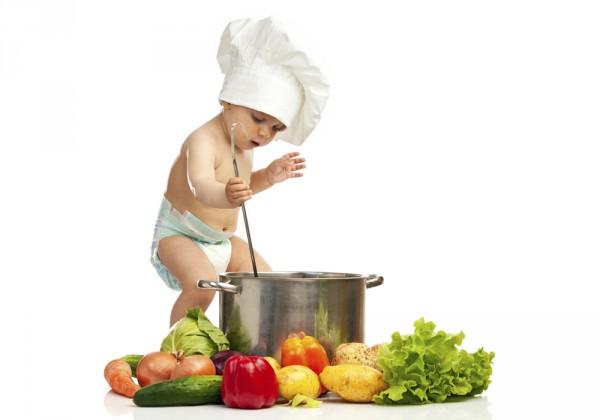 cand e bebe pregatit pentru diversificare