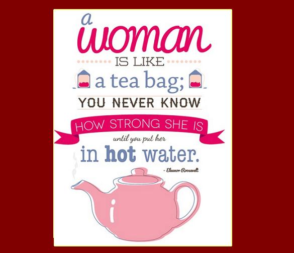 puterea unei femei