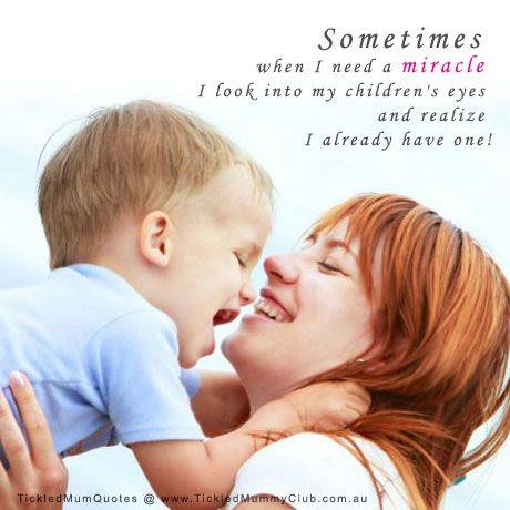 miracolul in ochii copiilor nostri