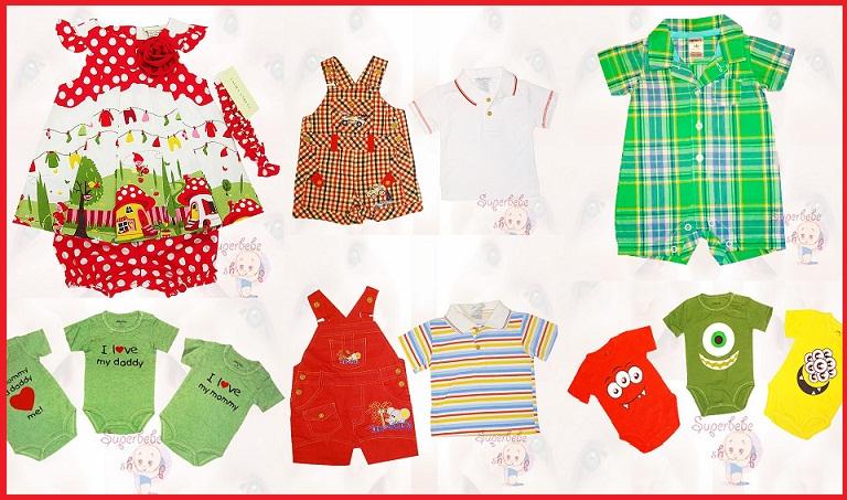 garderoba de vara copii haine copii vara bebelusi imbracat vara