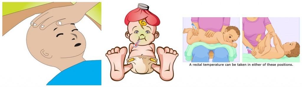remedii temperatura bebe