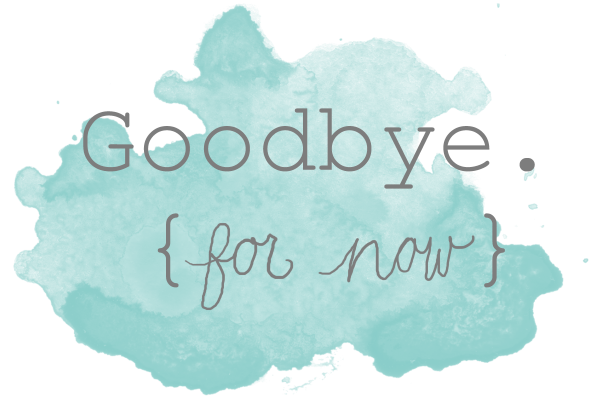 la revedere tineri
