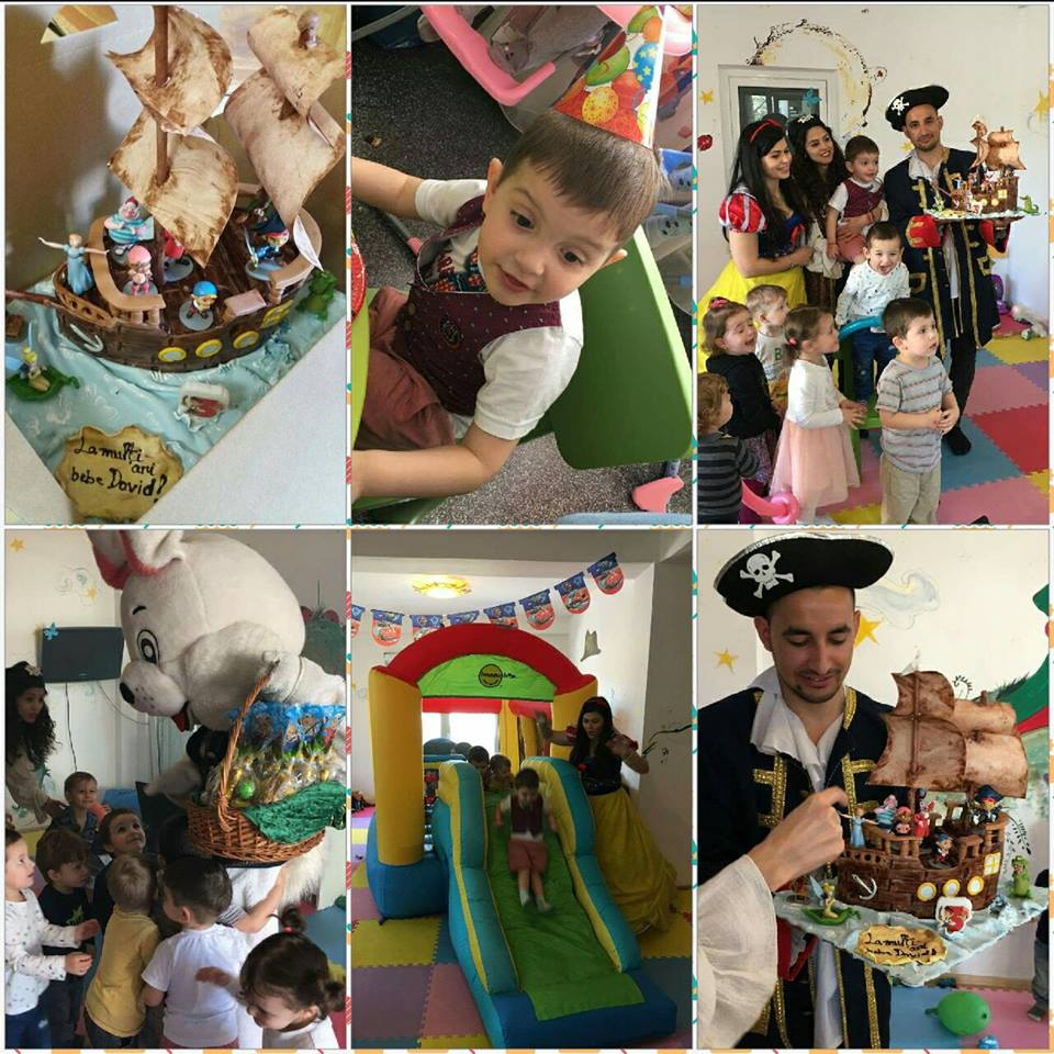petrecere copii iasi