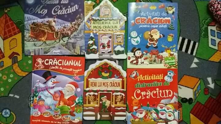 Carti de craciun copii