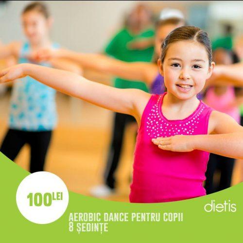 aerobic dance pentru copii