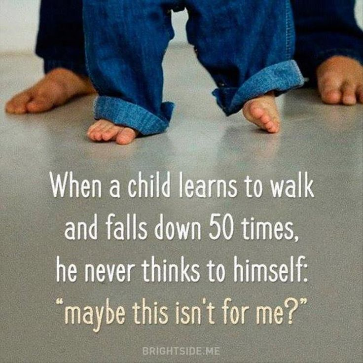 cand un bebe invata sa mearga...