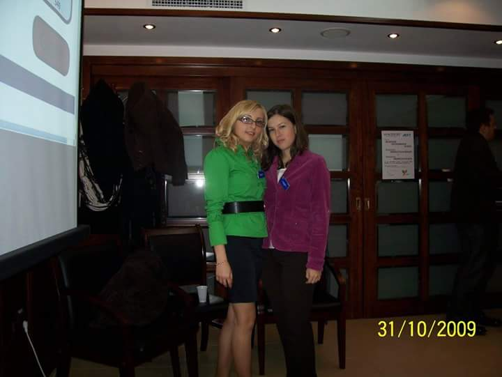 Business networking event afaceri.ro jci iasi 2009