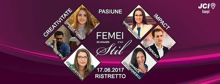 Femei de afaceri cu stil 2017
