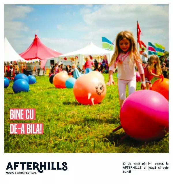 Afterhills pentru copii