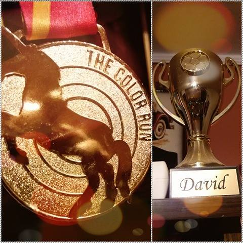 medalii david holban 2017 color run iasi