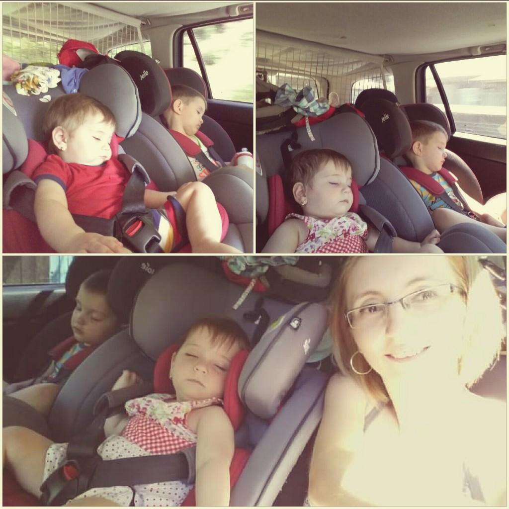 Somn in masina