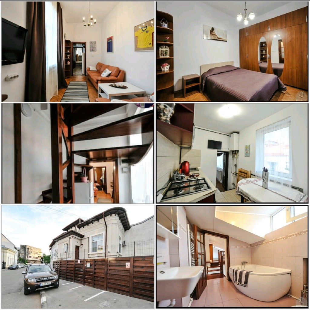 Airbnb.com Romanian Boutique Accommodation Bucharest