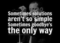 Linkin park music lyrics