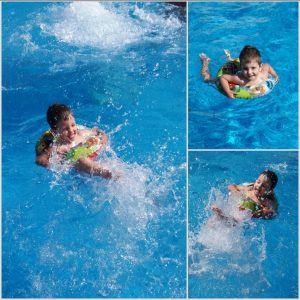 David piscina hotel ammon venus