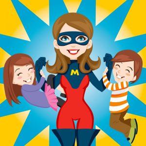 Super mami erou eveniment parenting iasi