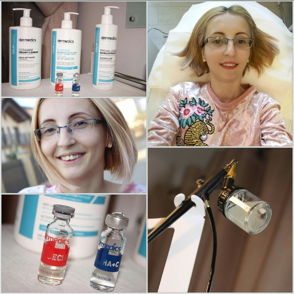 Terapia cu oxygen salon cosmetica reenahmatei beauty