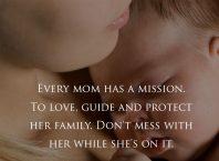 Misiunea unei mame