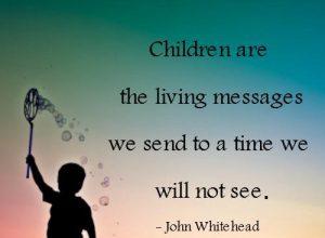 Copiii sunt viitorul