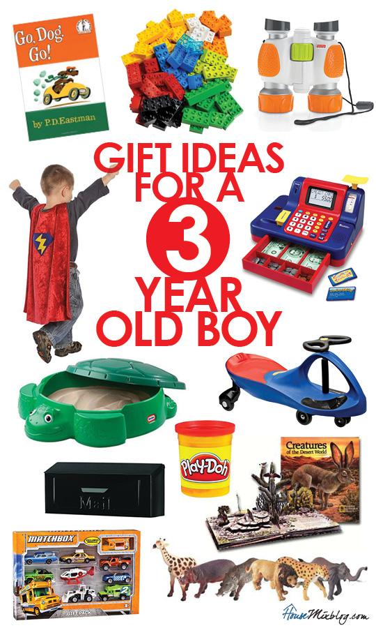 Lista jucarii baietel 3 ani