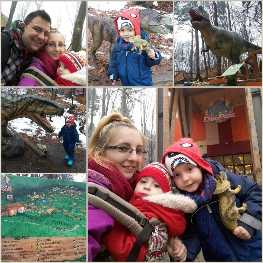 Dino park rasnov brasov holbanei