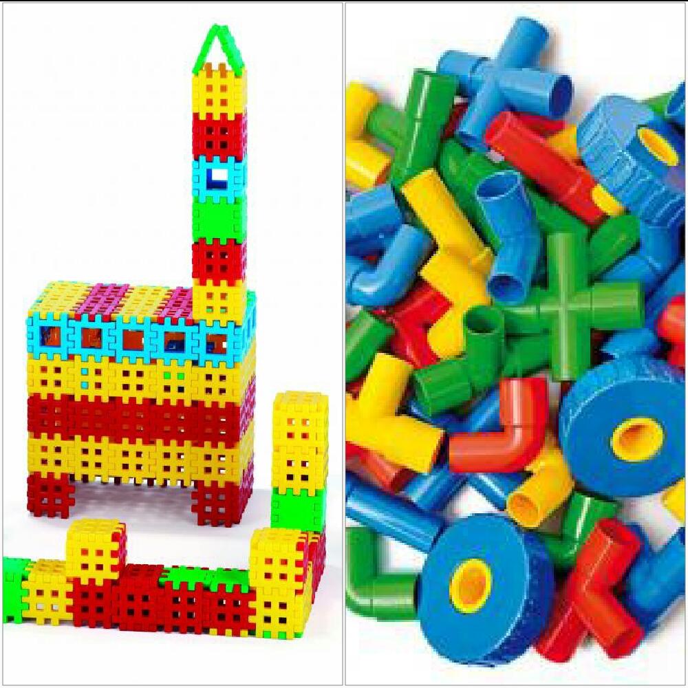 Jocuri constructie copii