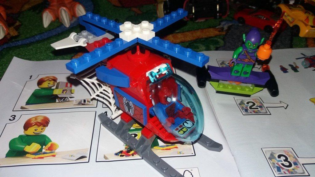 Lego junior Spiderman