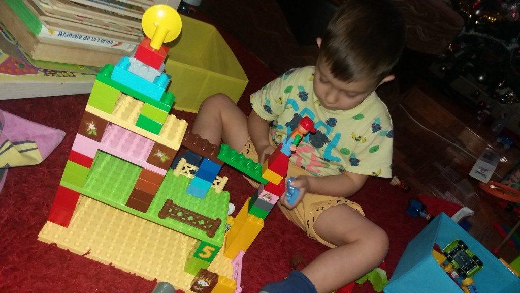 Lego duplo holbanei